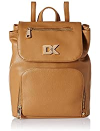 Diana Korr Women's Backpack Bag (Brown) (DK114BBRW)