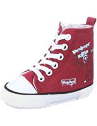 Playshoes 121537 Baby Turnschuhe, Sneaker
