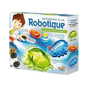 Buki - 7090 - Jeu Educatif - Science et Nature - Initiation à La Robotique