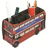 Werkhaus–Pot à crayons london bus à deux étages
