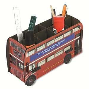 WerkhausPot à crayons Bus londonien à deux étages