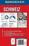 Baedeker Reiseführer Schweiz: mit GROSSER REISEKARTE - Dr. Bernhard Abend
