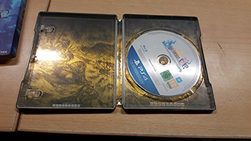 Final Fantasy X/X-2 HD Remaster Limited Edition (PS4) (PEGI) [Importación alemana]
