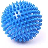 Kobo AC-53 Plastic Massage Ball, 3.5-inch (Blue)