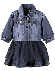 Levi's Dress Balleryn, Vestido para Bebés