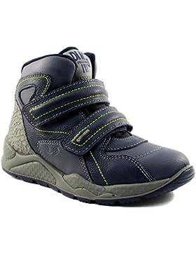 primigi Gore-Tex Tobillo Zapatos timbor–Azul/Gris
