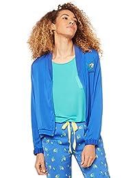 Darjeeling - Veste Flip - Femme - Bleu