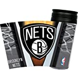 NBA Brooklyn Nets Insulated Travel Tumbl...