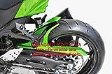 Ermax - Guardabarros trasero para Z750 R 2011, varios colores disponibles verde perla