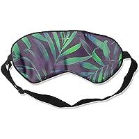 Comfortable Sleep Eyes Masks Leaf Pattern Sleeping Mask For Travelling, Night Noon Nap, Mediation Or Yoga preisvergleich bei billige-tabletten.eu
