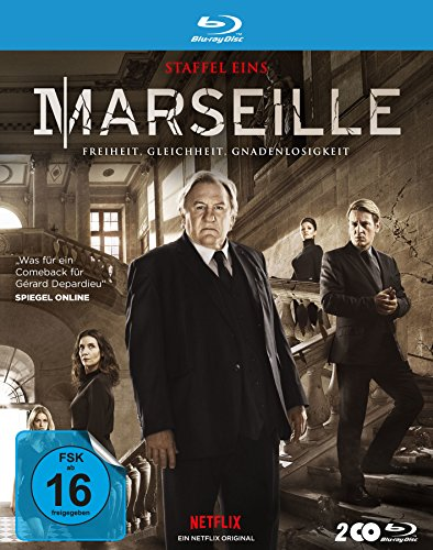 Marseille - Staffel 1 [Blu-ray]