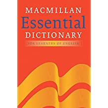 Macmillan Essential Dictionary PB with CD-Rom