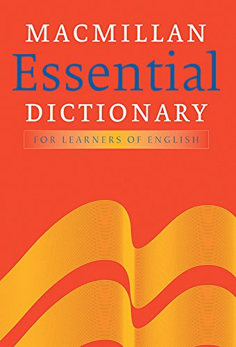 Essential Dictionary For Learners Of English (+Cd)