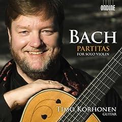 Violin Partita No. 3 in E Major, BWV 1006 (arr. T. Korhonen): IV. Menuet I - V. Menuet II