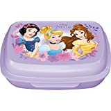 Ciao 33958 Disney Princess Snack Box Porta Merenda, Viola