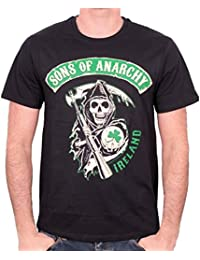 Sons of Anarchy - T-Shirt Cloverleaf (S)