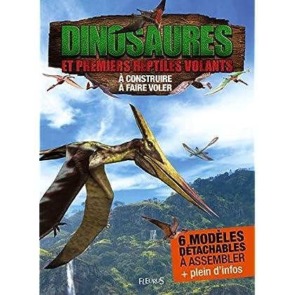 Dinosaures et reptiles volants à construire et à faire voler