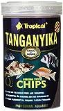 Tropical Tanganyika Chips - Zutatenreiche, sinkende Spezialfutter-Chips für große...