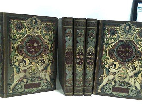 Goethes Werke in 5 Bänden (komplett)
