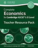 Complete Economics For Cambridge IGCSE & O Level Teacher Resource Pack: Invaluable Support for Your Classroom Teaching (Complete Series Igcse)