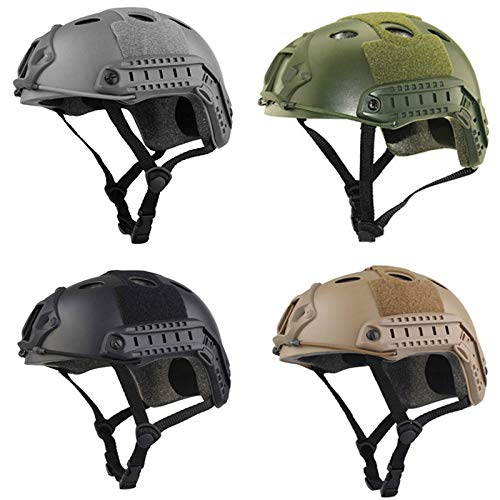 ACC Tactical Military Safety Hat Airsoft Paintball SWAT Base Protective Fast Helmet