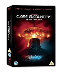 Close Encounters Of The Third Kind (30th Anniversary Ultimate Edition) [DVD]