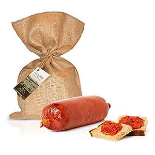 Nduja, scharfe salami- Paste für Brot-Aufstrich, Kalabresische Art, 250 gr