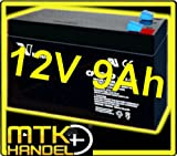 VISION CP1290 / 12V 9Ah AGM Blei Akku Batterie