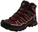 Salomon Women's X Ultra Mid 2 Gtx W Hiking Boots Black 8