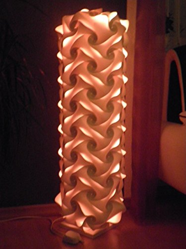 Lampada a stelo DesignMS, Altezza 90/30 cm,