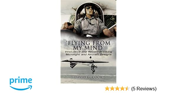 Flying from My Mind: Innovative and Record-Breaking Microlight and