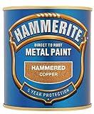 HAMMERITE Direkt nach Rust gehämmert Kupfer 250ml