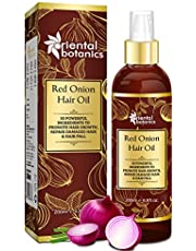 Oriental Botanics Red Onion Hair Growth Oil 200ml With 30