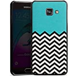 Samsung Galaxy A3 (2016) Housse Étui Protection Coque Motif Motif Zigzag