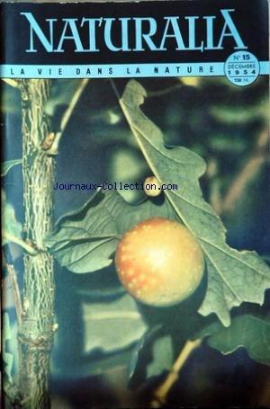 naturalia-no-15-du-01-12-1954