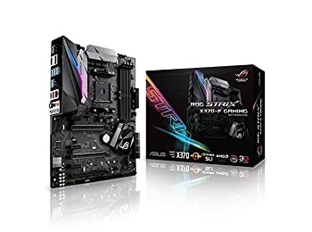 ASUS ROG Strix X370-F GAMING AMD Ryzen AM4 DDR4 HDMI DisplayPort M.2 ATX X370 Anakart