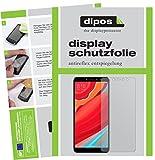 dipos I 6X Schutzfolie matt passend für Xiaomi Redmi S2 Folie Bildschirmschutzfolie