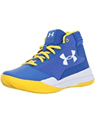Under Armour Ua Bgs Jet 2017 Chaussures de Basketball Garçon