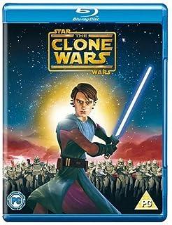 Star Wars - The Clone Wars [Blu-ray] [2008] [Region Free] (B001CEE1XA) | Amazon price tracker / tracking, Amazon price history charts, Amazon price watches, Amazon price drop alerts