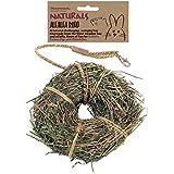 Rosewood Boredom Breaker Small Animal Activity Toy Naturals Alfalfa Ring