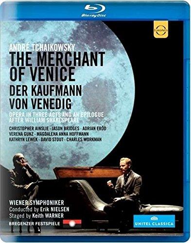 The Merchant of Venice / Der Kaufmann von Venedig (Bregenz Festival, 2013) [Blu-ray] Preisvergleich