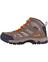 Izas Kamuk - Botas de trekking para hombre, color marrón