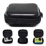 #8: Action Portable Mini Box EVA Black Camera Bag Case For Gopro Hero 5 4 3 Xiaomi Yi 4K SJCAM SJ4000 C30 Yi Go Pro Accessories