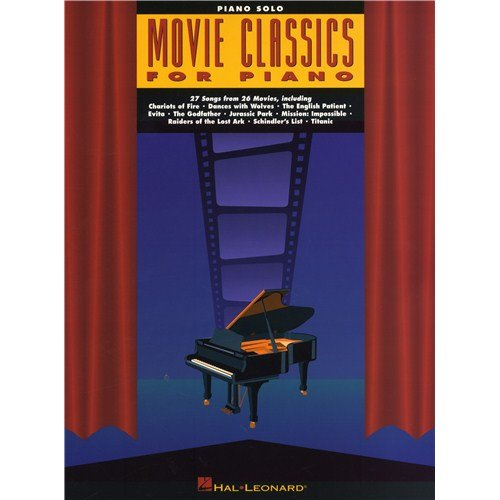Film Classics für Klavier-Noten