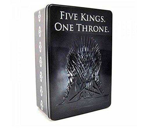 Game of Thrones Metalldose, Mehrfarbig, 19 x 12,5 x 5,5 cm 19 X Bay