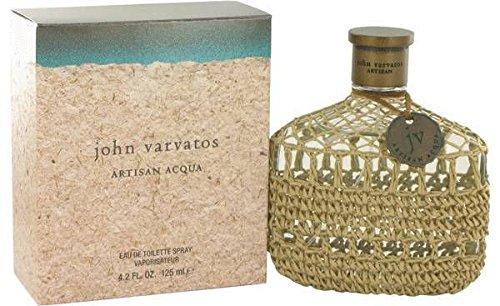 John Varvatos Artisan Acqua Eau de Toilette Spray 125 ml