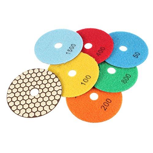 king-do-way-kit-de-7-pcs-10cm-diamant-polissage-pads-pour-granit-beton-marbre-diamond-polishing-pads