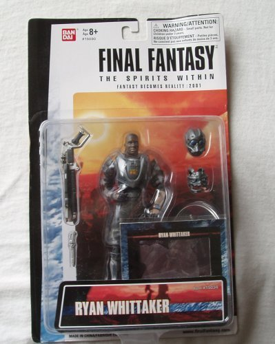 Final Fantasy: The Spirits Within Action Figure - Ryan Whittaker by Final Fantasy