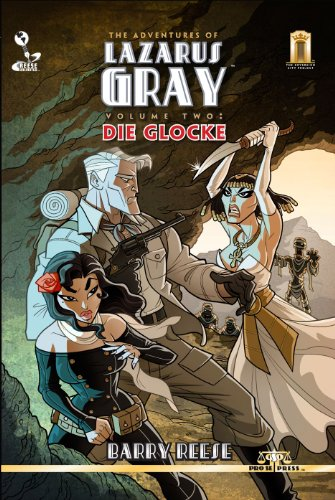 The Adventures of Lazarus Gray