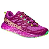 La Sportiva Lycan Woman, Zapatillas de Trail Running para Mujer, Multicolor (Purple/Plum 000), 40.5 EU